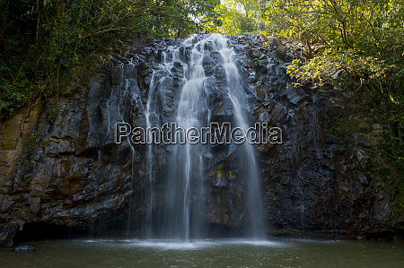 ellinjaa falls atherton tablelands queensland australia