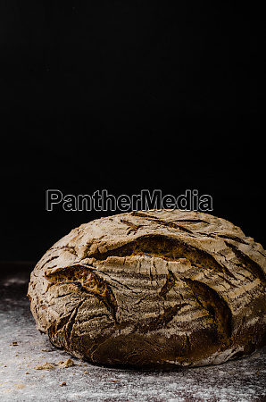 homemade bread sourdough