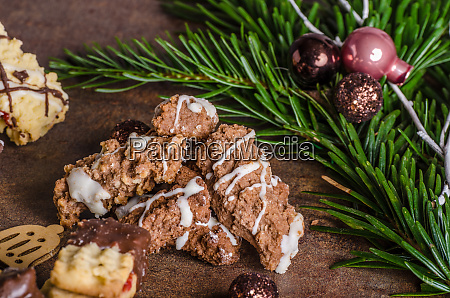 christmass cookies candy
