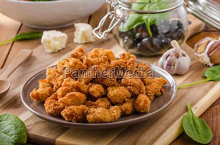 chicken delicious homemade popcorn