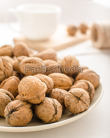 walnuts product photo
