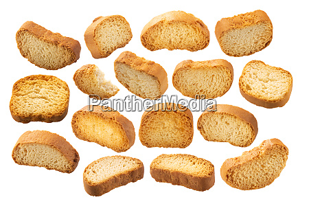 croutons rebaked bread paths