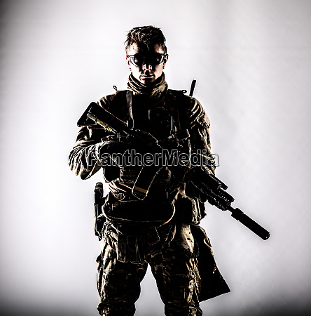 military company mercenary low key studio