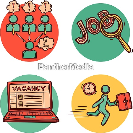 job vacancy search personnel recruitment strategy
