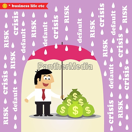 business life money risk management protection