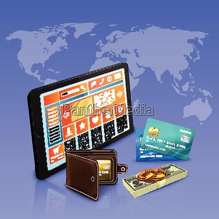 internet shopping online payment with banking