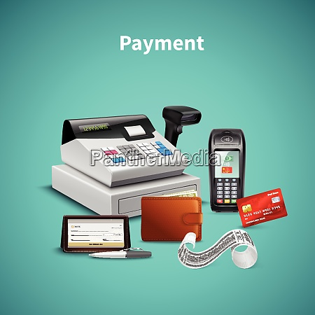 payment processing on pos terminal wallet