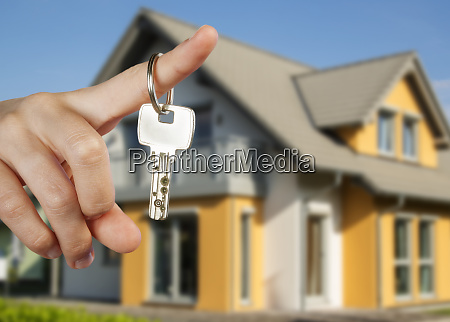 key for privately owned home