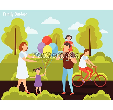 family with kids summer weekend activities