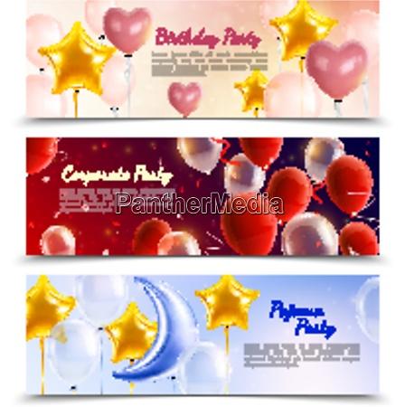 birthday corporate and pajama party three