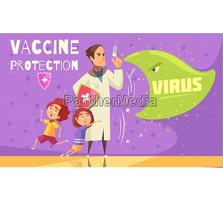 kids vaccination against virus infections for