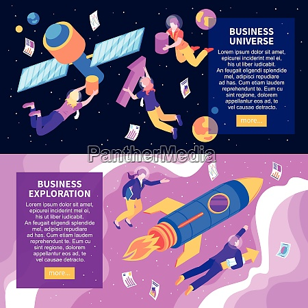 business universe and business exploration