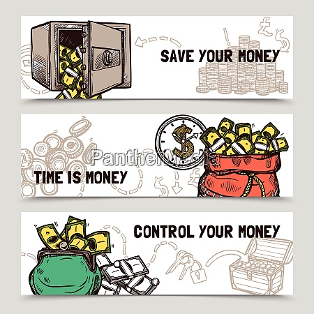 control and save money with time