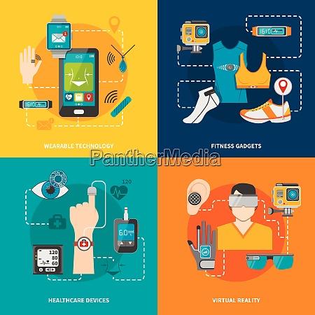 smart technology set for healthcare fitness