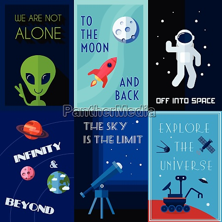 space exploration human spaceflights mini poster