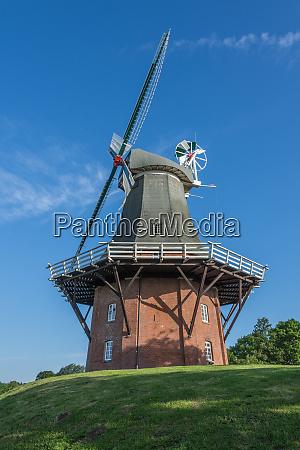 the green mill of the greetsiel