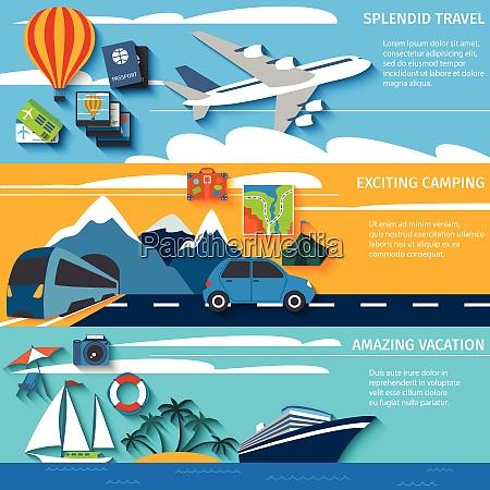 tropical island vacation aircraft travel and
