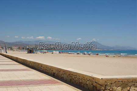 seafront at saint joan costa blanca