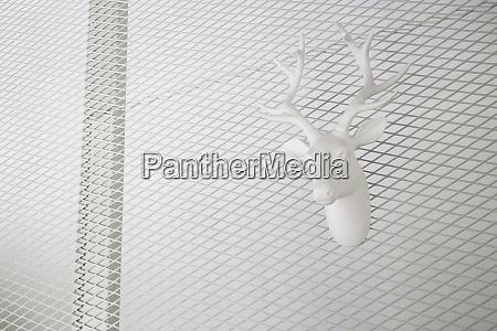 seamless white rhombus textured background
