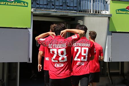 team photo sc freiburg season 201920