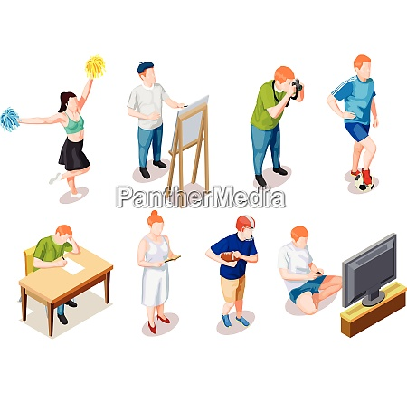 teenager hobby free time lifestyle kids