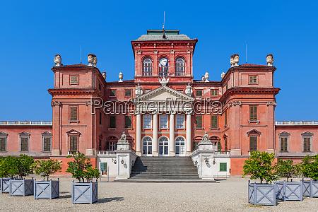 racconigi palace in italy