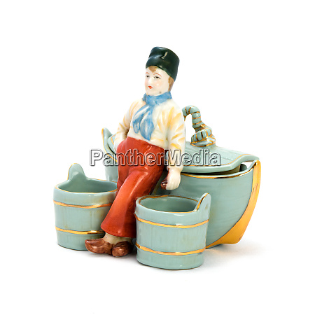 antique porcelain boxes for cosmetics with