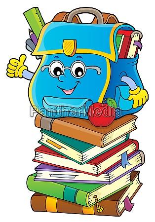 happy schoolbag topic image 5