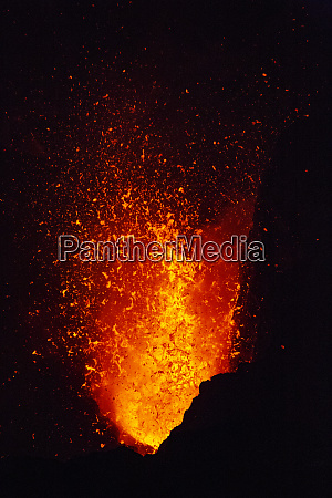 lava spit