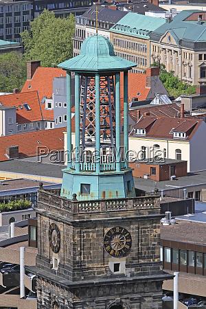 bell tower hanover