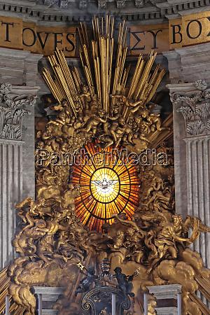 holy spirit dove vatican