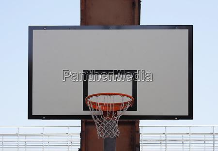 basket for basketball