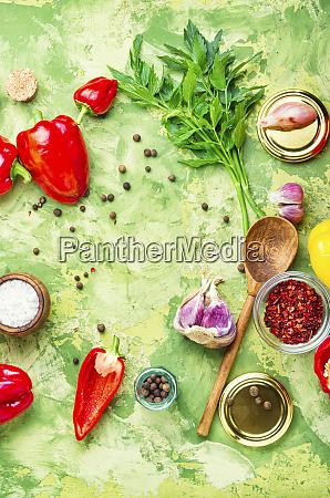 autumn canning pepper