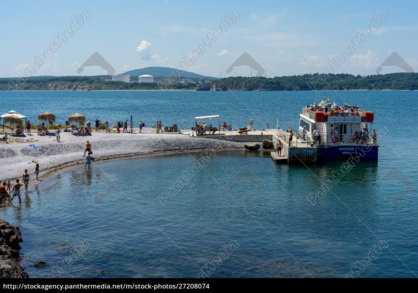 st., anastasia, island, , bulgaria, -, june - 27208074