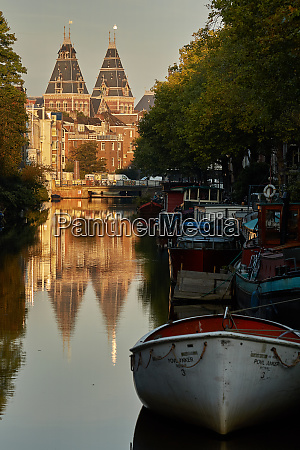 one of the churches of amsterdam