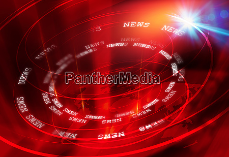 graphical news background concept series