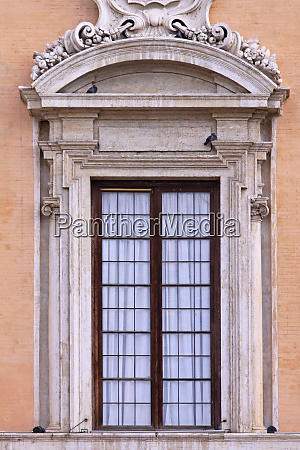 window rome