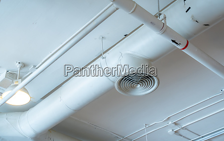 air duct automatic fire sprinkler safety