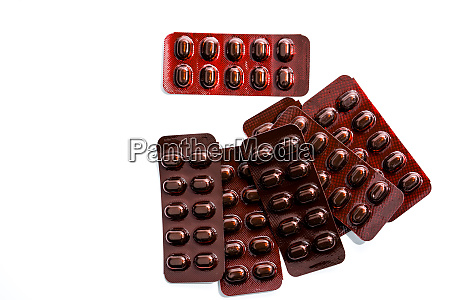 pile of tablets pills medicine in