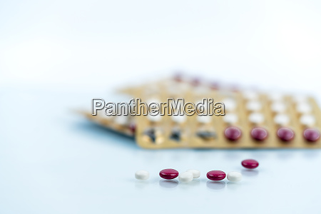 oral contraceptive pills birth control pills