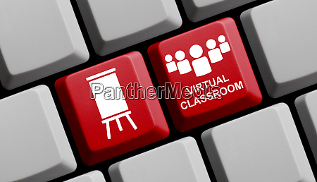 virtual classroom e learning online