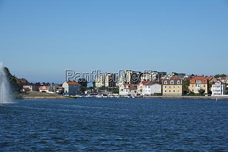 baltic sea at karlskrona