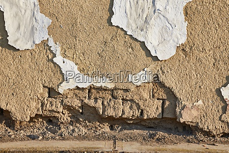 old wall closeup