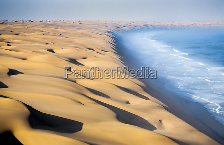 where the dunes of the namib