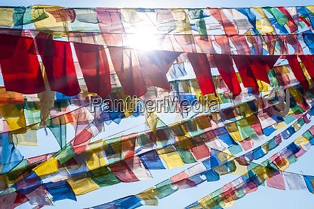 bouddha boudhanath bodnath in kathmandu is