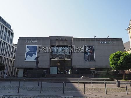 kunsthalle in duesseldorf