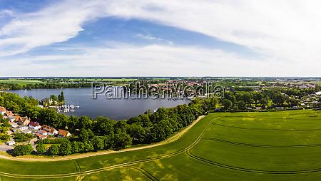 germany mecklenburg western pomerania mecklenburg lake