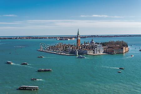 day view of san giorgio maggiore