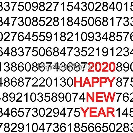 new year 2020 greetings