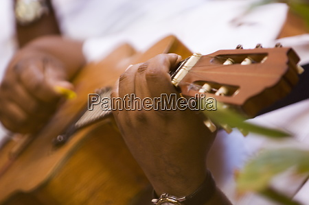 street musician havana cuba